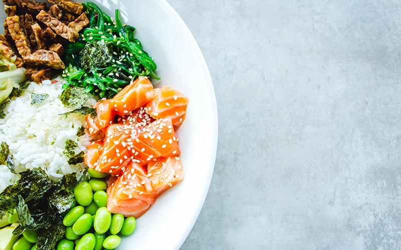 Keto healthy salad recipe